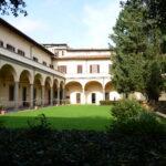 Ex Caserma Redi - Vista del chiostro