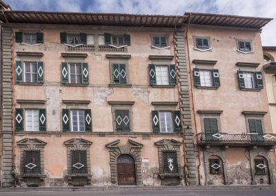 Palazzo Battaglia e Casa Cecconi – Pisa