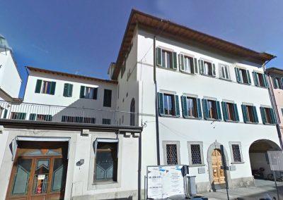 Corso Gramsci, 110 – Pistoia