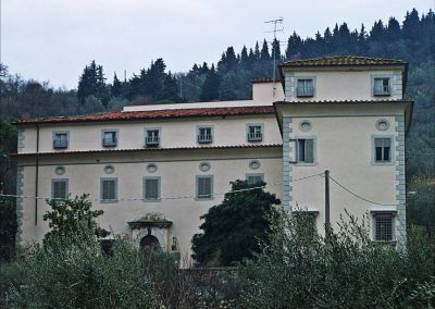 Villa Filicaia and Farm house – Prato