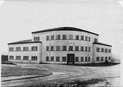 Former Psychiatric Hospital – Padiglione Tanzi – Volterra