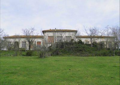 Former Psychiatric Hospital – Padiglione Morselli – Volterra