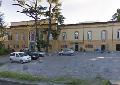 Portion of former Lucchesi Hospital – Pietrasanta