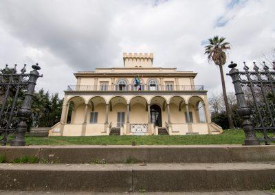 Villa Fabbricotti – Florence