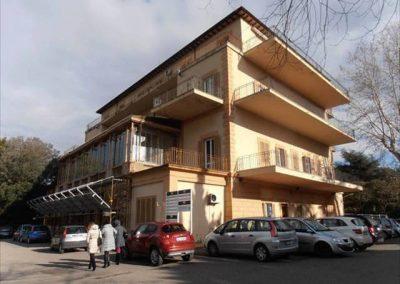 Ex Sanatorio – ex Sede legale – Livorno