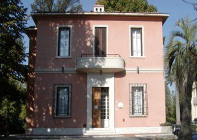"""Terme di Montecatini – """"Palazzina Consulenti"""""""