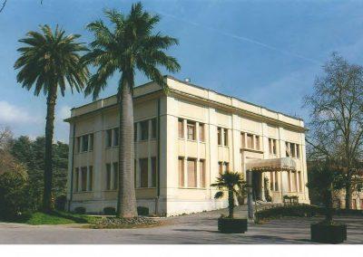 """Terme di Montecatini – """"Istituto Termale Grocco"""""""