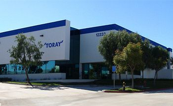 Toray a new shareholder of Delta Tech