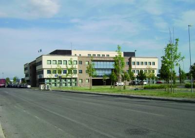 Prato – Logistic park