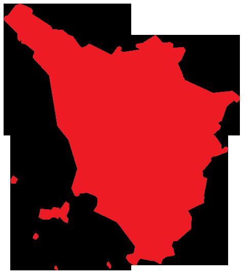 Map Of Italy Tuscany Region.Tuscany Environment Invest In Tuscany