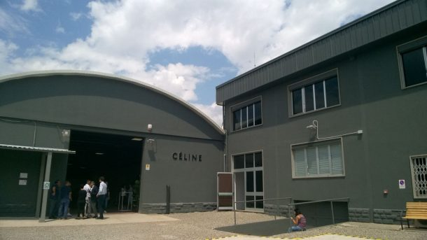 Céline New Investment in Tuscany