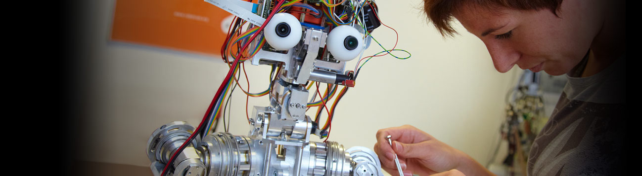 First international festival of Robotics, Pisa, 7-13 Sept