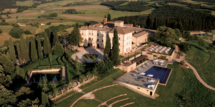 Belmond Ltd. acquires Castello di Casole