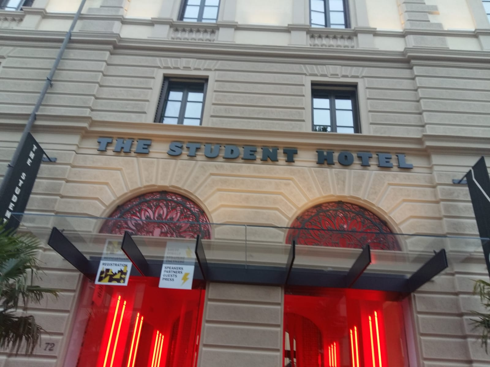 The Student Hotel opens today in Florence