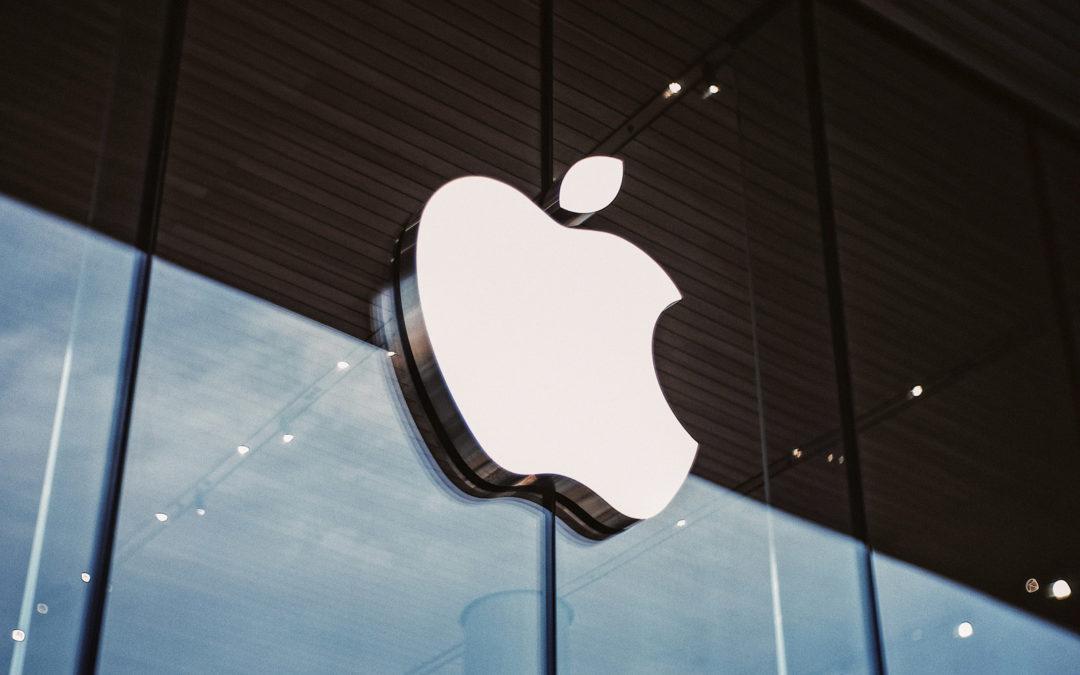 Apple lands in Livorno