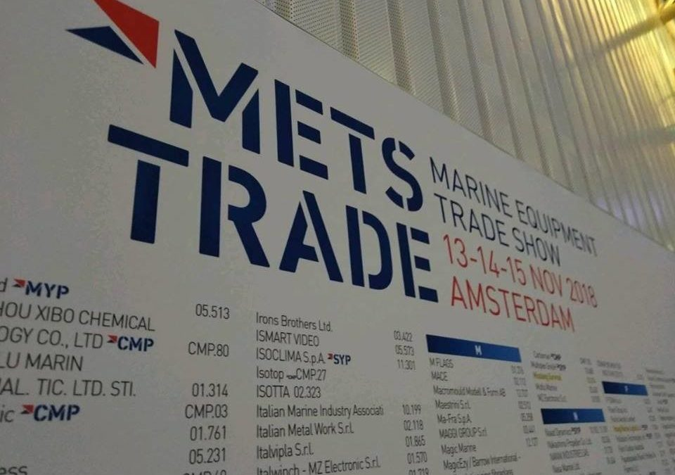 Invest in Tuscany concluded successfully his mission to Mets 2018 in Amsterdam
