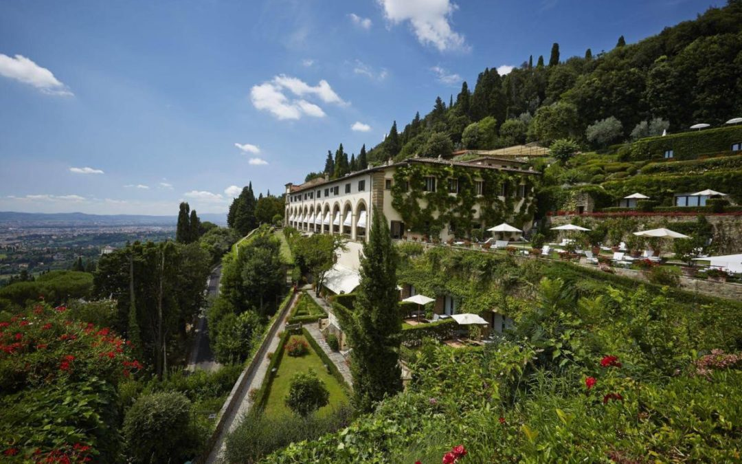 LVMH acquires Villa San Michele and Castle of Casole
