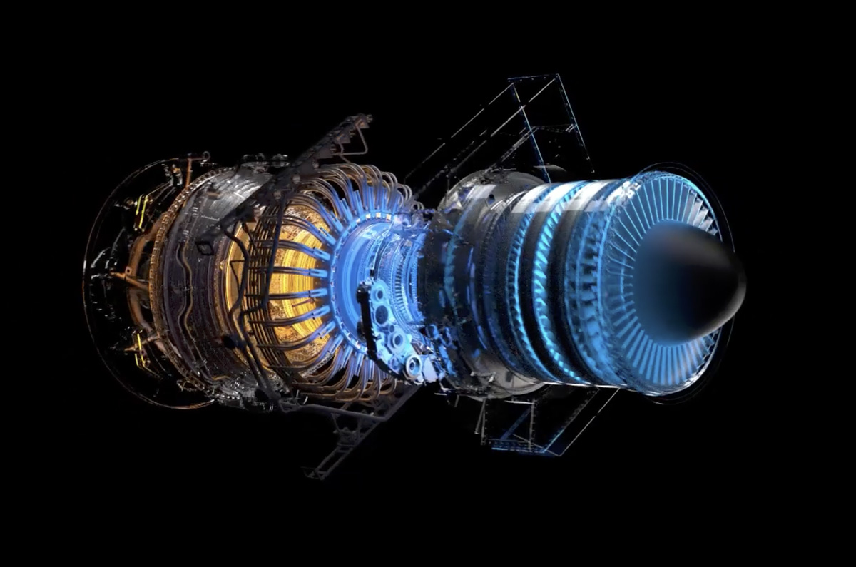 The Lm9000 aeroderivative gas turbine is ready!